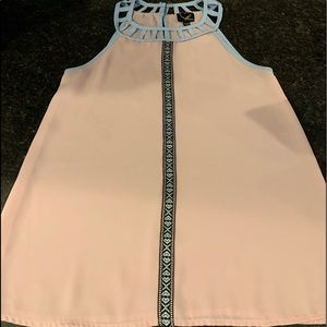 Other - Baby Pink Sleeveless